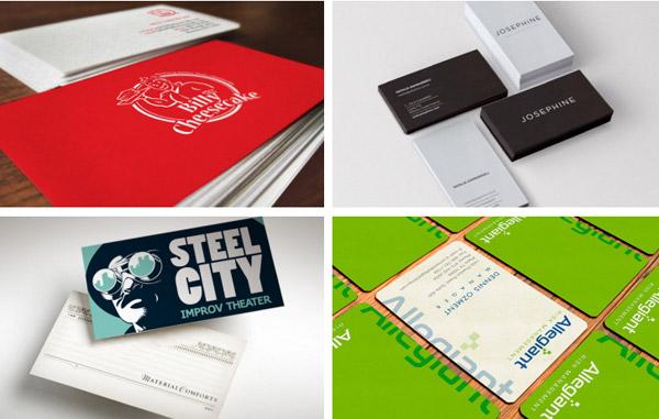 business card design2